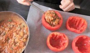 Фаршированные томаты - 1