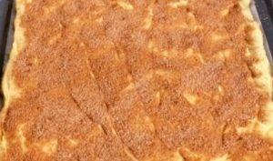 Сахарные лепешки с корицей - 4