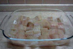 Филе минтая в сырном кляре - 0