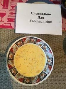 Сырная лепешка на завтрак - 3