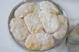Картофельные крокеты с грибами - 4