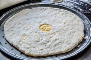 Осетинские пироги с тыквой и сыром - 3