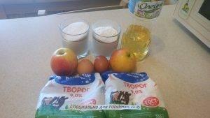Сырники с яблоками и корицей - 0