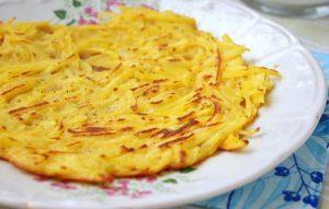 Картофельные лепешки - 5