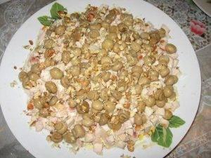 Салат слоеный - 1