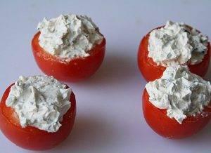 Острая закуска в помидорах - 2