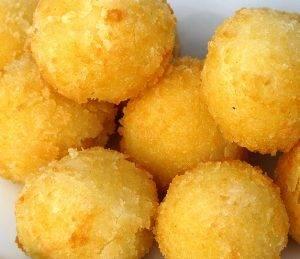 Картофельные крокеты - 1