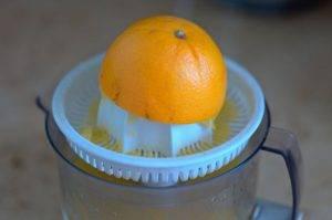 Апельсиновый соус - 0