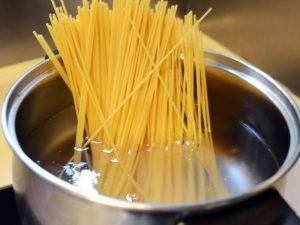 Спагетти карбонара - 1