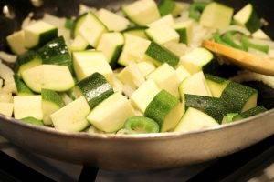 Рис с овощным соусом - 0