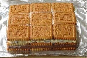 Торт из печенья - 1