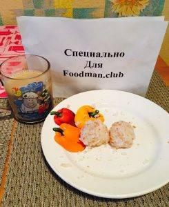 Рисовые шарики в панировочных сухарях с корицей - 4