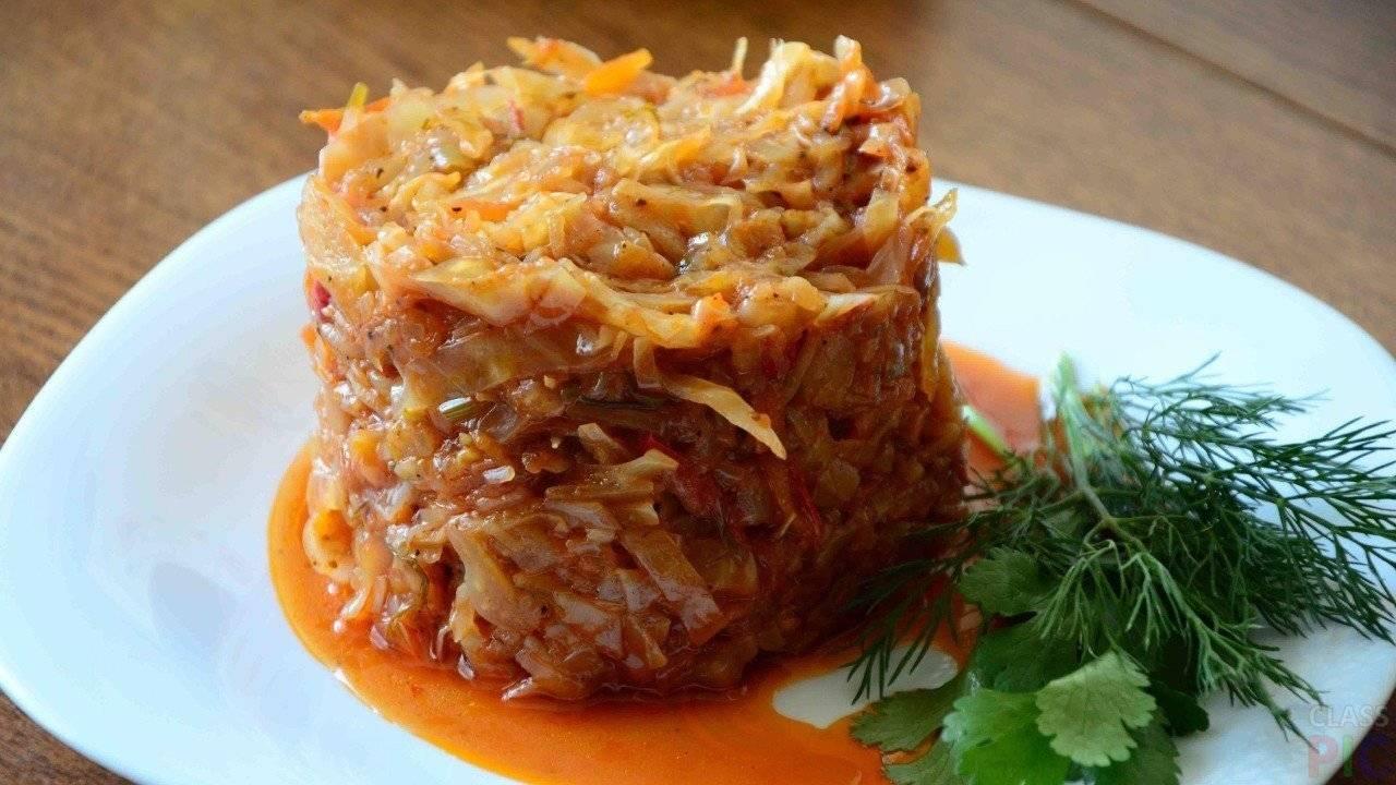 блюда из капусты диетические