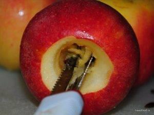 Яблоки в кляре - 0