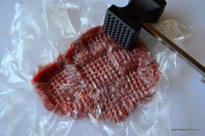 Тушеная говядина - 1