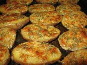 Чесночная картошечка - 2