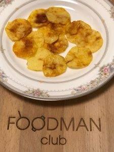 Картофельные чипсы в микроволновке - 5