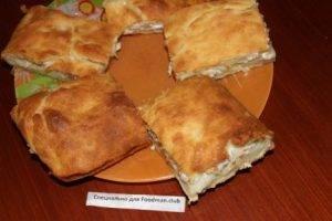 Рыбный пирог со скумбрией - 5