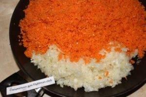 Икра кабачковая с морковью - 4