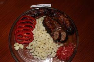 Домашние колбаски из зайчатины - 5