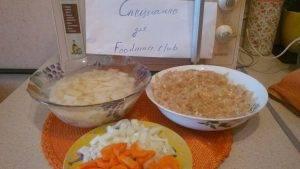 Суп с куриными фрикадельками - 0