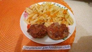 Говяжьи гречаники на сковородке - 5