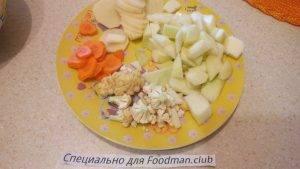 Микс из овощей для детей до 1 года - 1