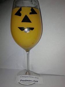 Безалкогольные коктейли на Хеллоуин - 1