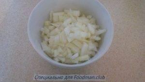 Жареные куриные сердечки с макаронами и овощами - 2