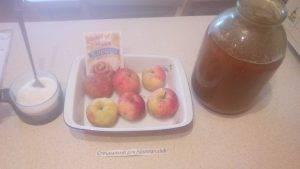 Яблоки, запеченные с медом - 0