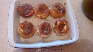 Яблоки, запеченные с медом - 3