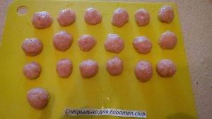 Замороженные куриные шарики для малышей - 2