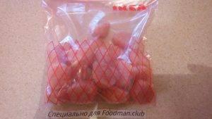Замороженные куриные шарики для малышей - 3