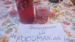 Противопростудный напиток из яблок, клюквы и боярышника - 2