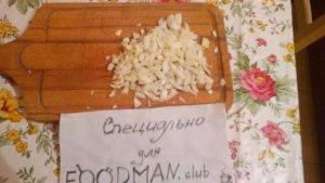 Жареные макароны с яйцами, луком и зеленью - 1