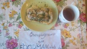 Бутерброд с сосиской и сыром - 3