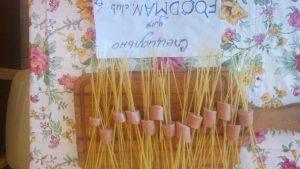 Оригинальные спагетти с сосисками - 2