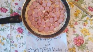 Острая пицца для любимого на сковороде - 7