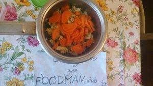Отварная морковь в микроволновке - 2