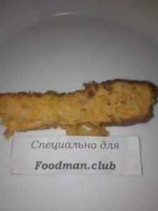 Морковная запеканка - 4