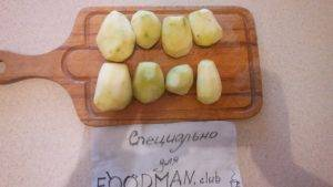 Жареная картошка с луком - 1