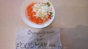 Суп с говяжьими сырными фрикадельками и рисом - 3