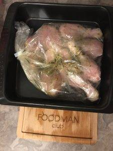 Нежные куриные ножки в пакете - 2