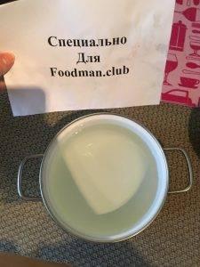Суп с куриными крыльями и замороженным горохом - 3