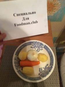 Драники с морковью - 1