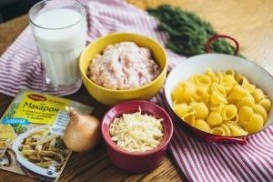 Куриные тефтели в сливочно-сырном соусе - 0