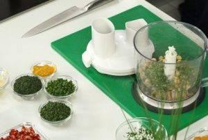 Хумус со шпинатом - 0