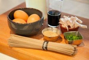 Куриный суп с гречневой лапшой - 0