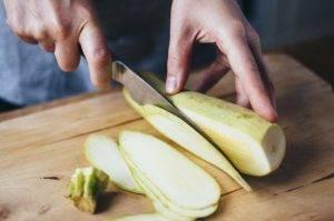 Закуска из маринованных кабачков - 1