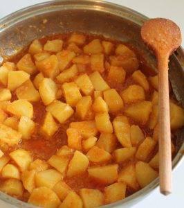 Картофель тушеный с паприкой - 4